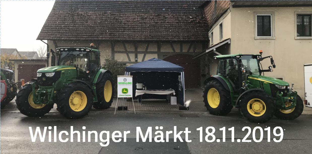 Wilchinger Märkt 2019 SLM