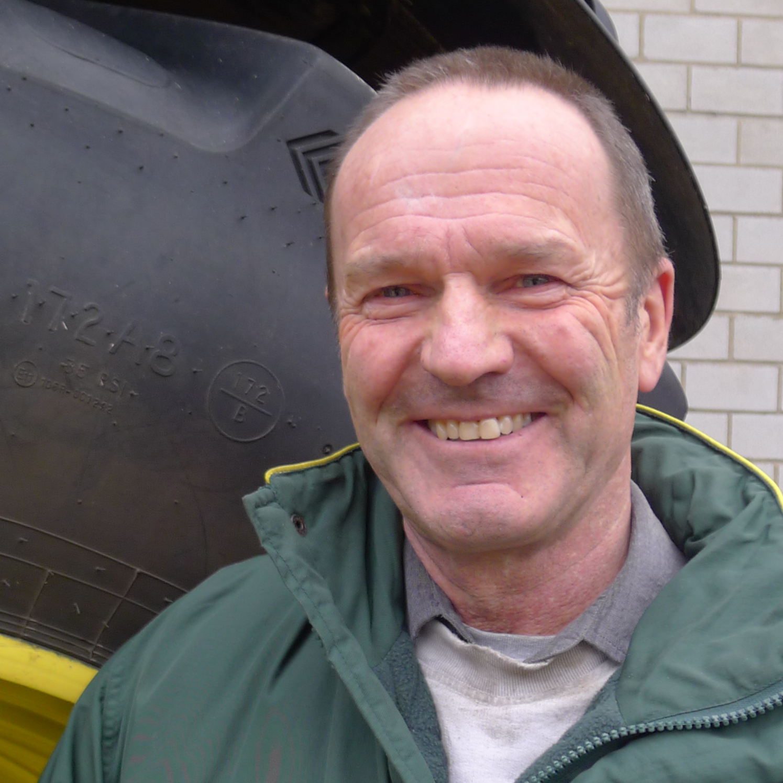 ehemaliger Geschäftsführer, Landmaschinenmechaniker